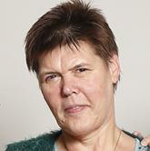 Mevr. D. Klein Hazebroek (Dinie)